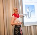 Slovenian Dutch Business Platform - Caffe meeting May 2014 with Metka Pal